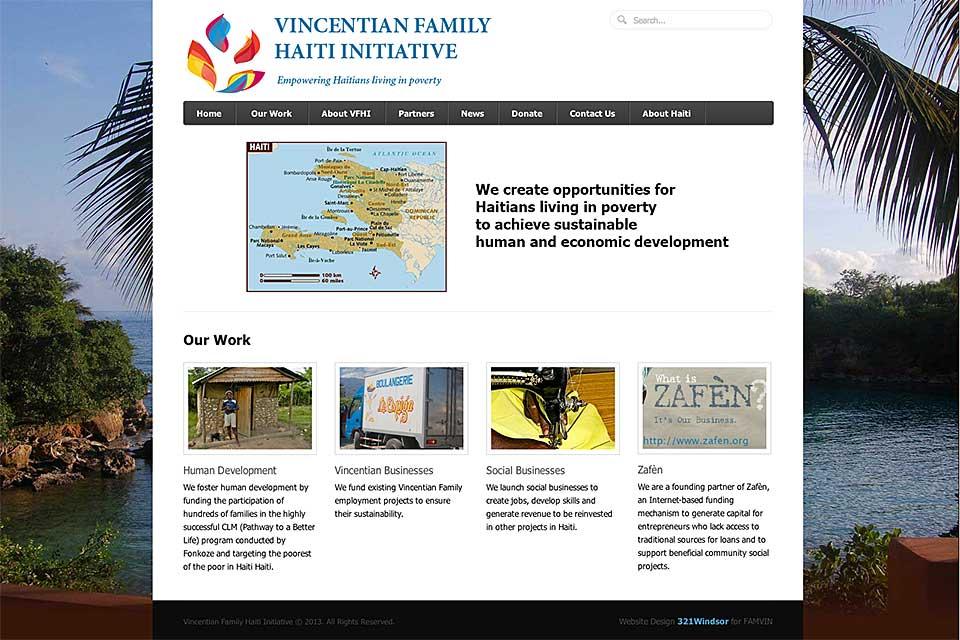 VFHI: Vincentian Family Haiti Initiative